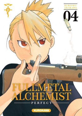 Fullmetal Alchemist T04
