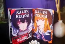 Photo de Kaijin Reijoh T01 et T02 de Tetsuya Tashiro