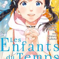 Les Enfants du Temps T02 Weathering With You