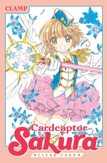 Card Captor Sakura - Clear Card 05_Clamp