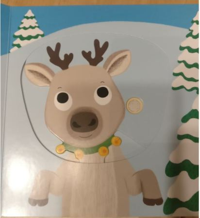 Joyeux Noël petit renne 1