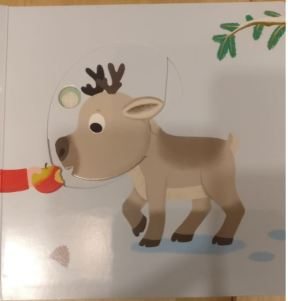 Joyeux Noël petit renne 2