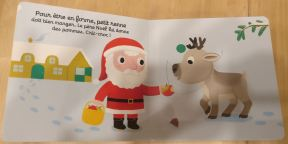 Joyeux Noël petit renne 3