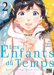 Les enfants du temps T02 de Makoto Shintai & Wataru Kubota