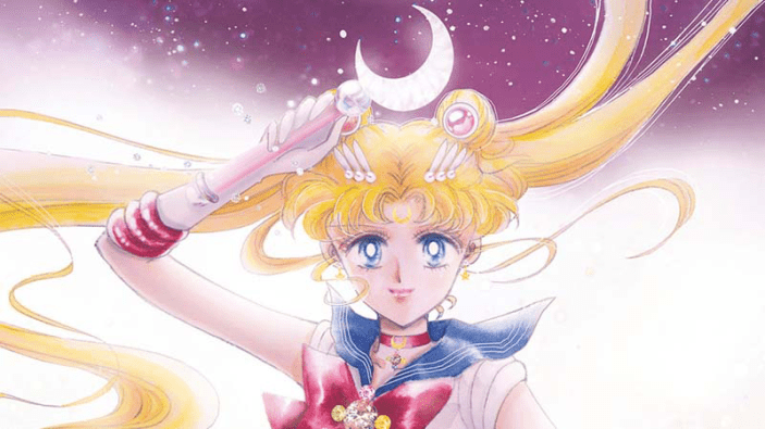 Sailor Moon T1 de Naoko Takeuchi - Extrait-Illustration2