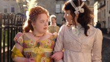 Penelope and Eloise Bridgerton