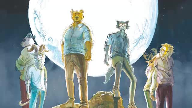 Beastars Illustrations