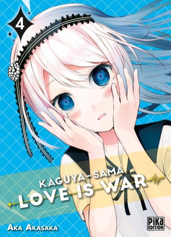 Kaguya-sama Love is War T04