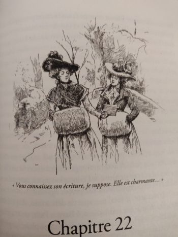 Raison et sentiments de Jane Austen Image 4
