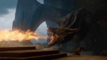 Game of thrones Saison 8 - Episode 6 - Drogon en colère