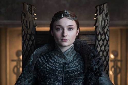 Game of thrones Saison 8 - Episode 6 - Sansa Reine
