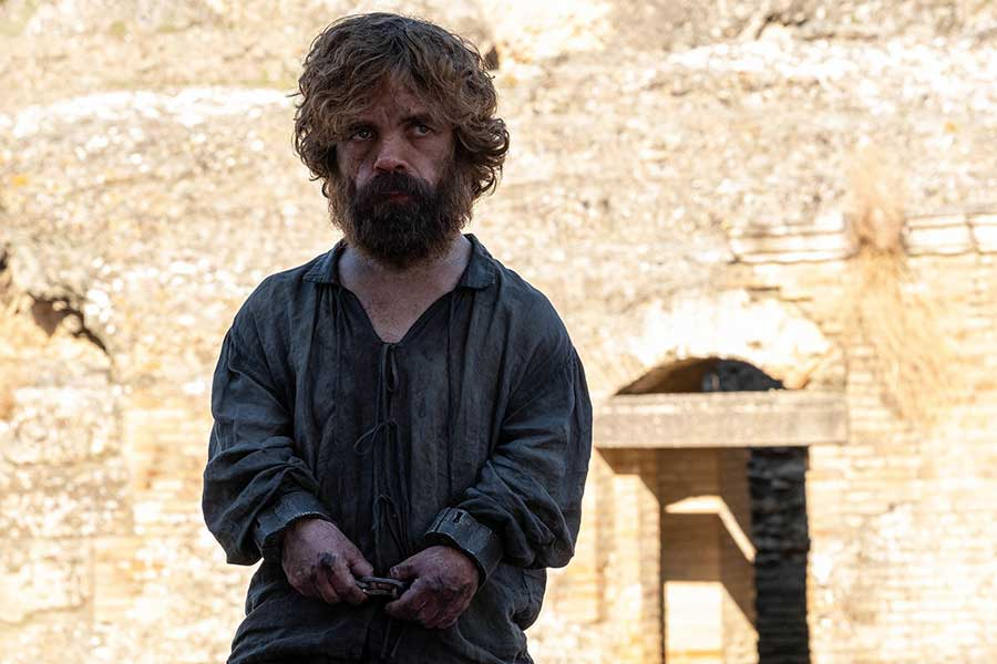 Game of thrones Saison 8 - Episode 6 - Tyrion prisonnier
