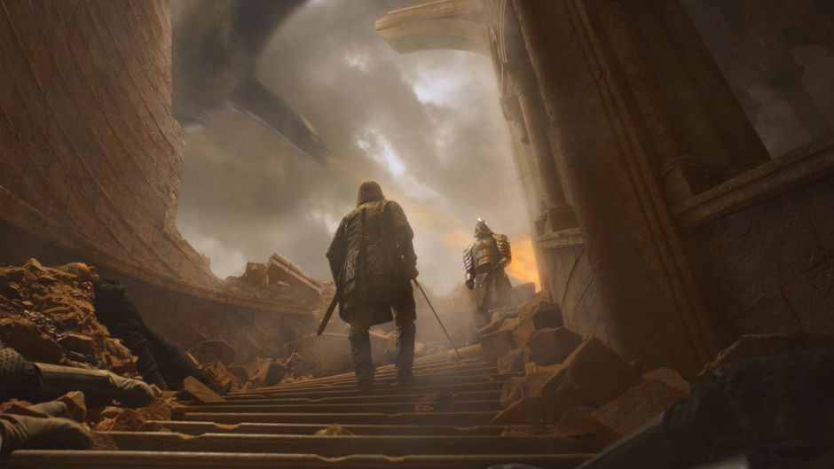 Games of Thrones Saison 8 - Episode 5 - Sandor Clegane
