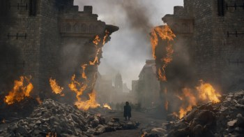 Games of Thrones Saison 8 - Episode 5 - Tyrion et la porte