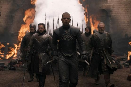 Games of Thrones Saison 8 - Episode 5 - Ver Gris