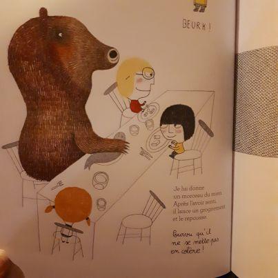 Un ours dans ma classe Image Perso Charlie 2