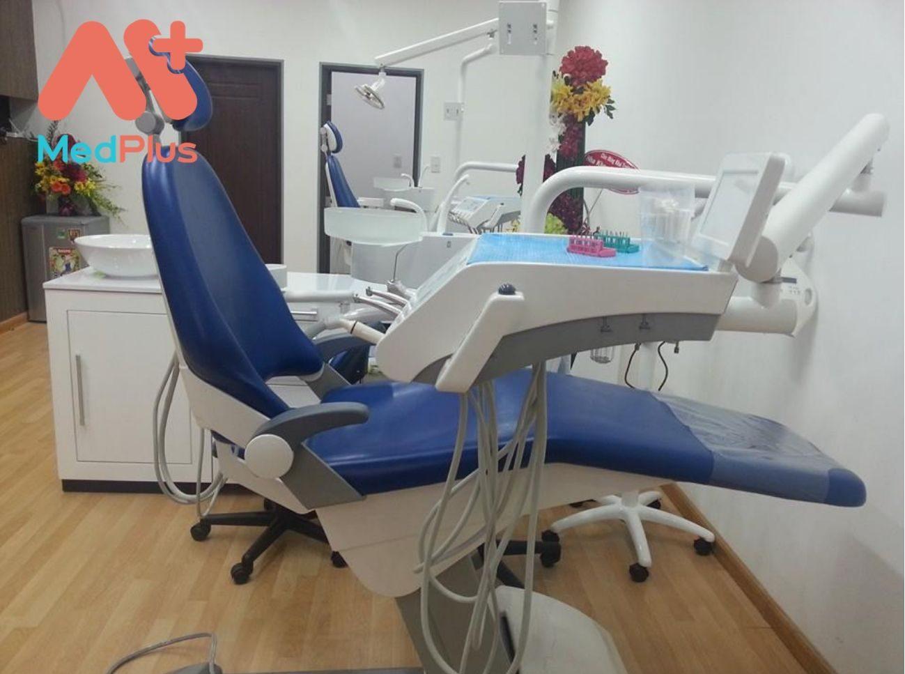 Cơ sở vật chất tại nha khoa MID dental