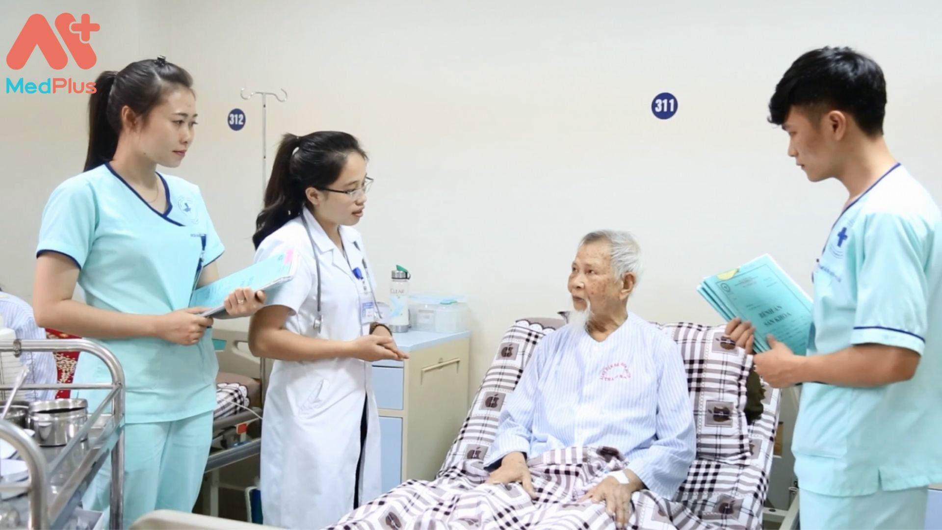 Trung tâm y tế huyện Thanh Ba