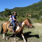 PUCON / Bivouac au centro ecuestre Huepil Malal : cabalgata ou balade à cheval avec Rodolpho