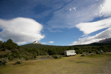 ARGENTINE / Bivouac PN Tierra del Fuego
