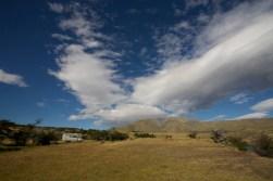 CHILI / Bivouac à la Laguna Azul (PN Torres del Paine)