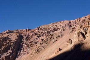 Paso Agua Negra : en route vers l'Argentine