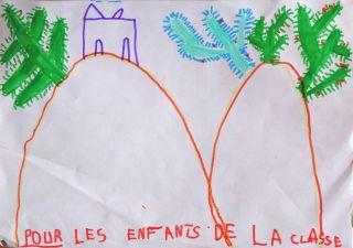 VICUNA / Les cactus autour de l'observatoire ont inspiré Anna