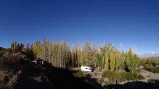 BARREAL / Bivouac dans le PN Leoncito