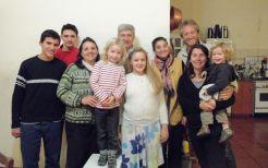 CORDOBA / Un dimanche bien agréable avec la famille de Jacques et Marie-Eugénia