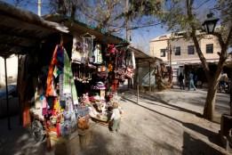 TILCARA / Marché artisanal sur la place centrale