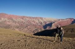 HUMAHUACA / Cerro Hornocal (4400 m)