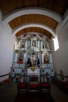 VALLEE CALCHAQUIE / Cachi - église