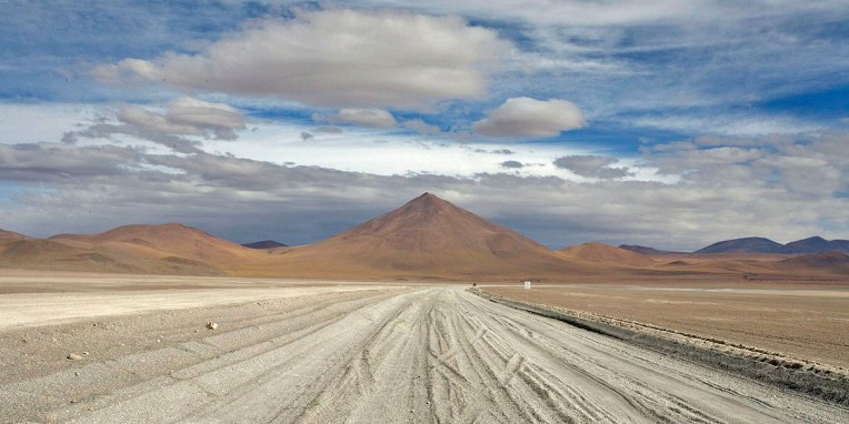 SUD LIPEZ / Vers la laguna Colorada
