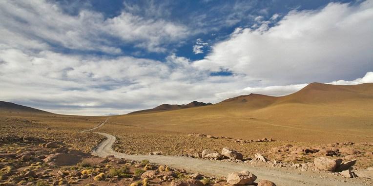 SUD LIPEZ / Route avant Villa Mar