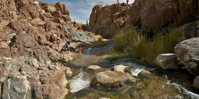 ATACAMA / Canyon de Guatin