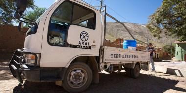 PN TOROTORO / Beaucoup de camions et voitures sont importés depuis le Japon