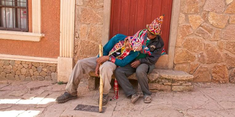 PN TOROTORO / Fête du village : les lendemains de fête sont difficiles pour certain :-)