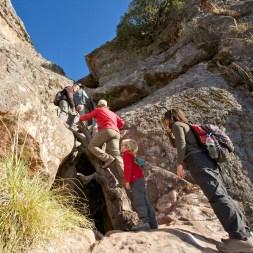 PN TOROTORO / Balade vers les grottes de ciudad de Itas