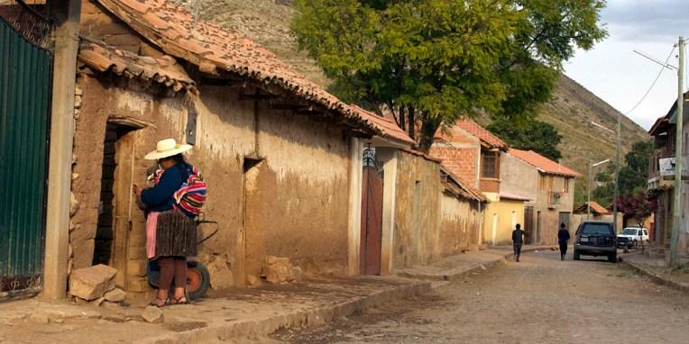 PN TOROTORO / Le village