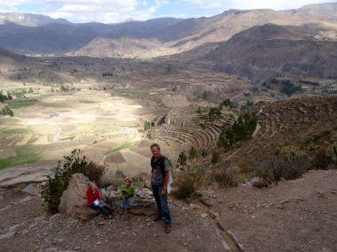 CANYON DE COLCA / Balade sur les hauteurs de Coporaque