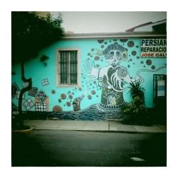 LIMA / Quartier Miraflores