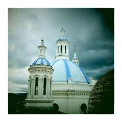 CUENCA / Depuis les toits de la cathédrale
