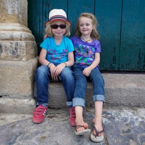 VILLA de LEYVA / Anna et Elie