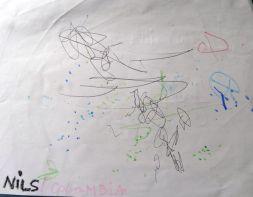 Et voici les oeuvres de Nils!