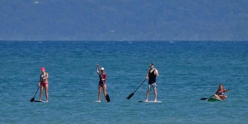 PLAYA PAN DULCE / Stand up paddle
