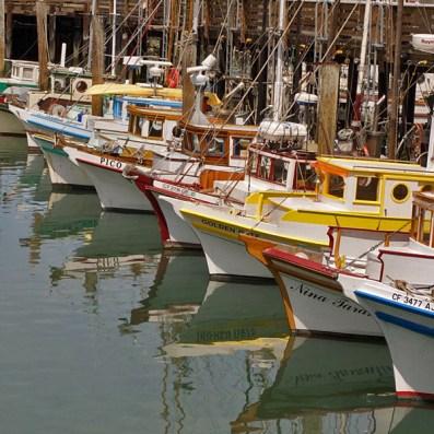 SAN FRANCISCO / Port du Fisherman Wharf