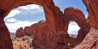 ARCHES / Double Arches