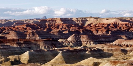 LITTLE PAINTED DESERT /