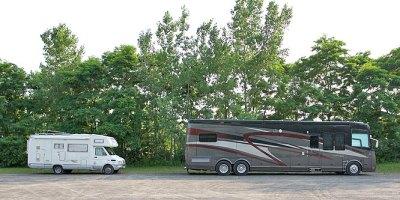 Camping-car et RV