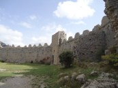 Cathar Chateau - France